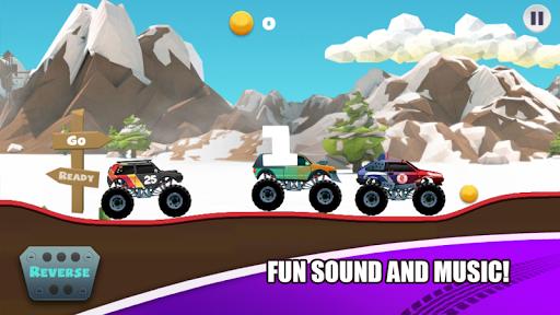 Truck Racing for kids  screenshots 4