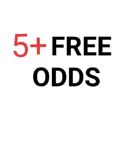 5+ free odds screenshot 1