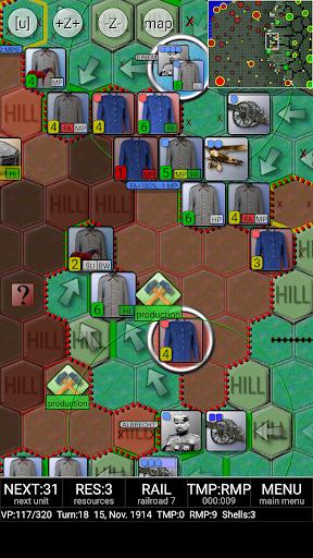 first world war: western front (free) screenshot 1