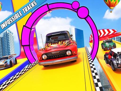 Car Stunts 3D Free- Impossible Ramp Car Stunt 2021 4.4 screenshots 8
