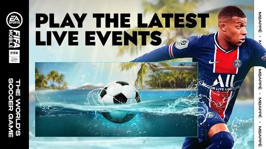 FIFA Mobile MOD APK (Unlimited Money) 1