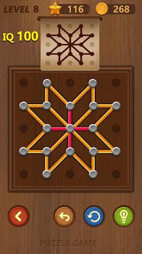 Line puzzle-Logical Practice 2.2 screenshots 3