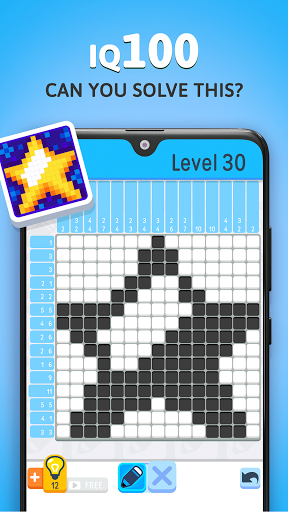 Nonogram - Logic Pic Puzzle - Picture Cross screenshots 3