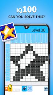 Nonogram – Logic Pic Puzzle – Picture Cross Apk Mod + OBB/Data for Android. 3