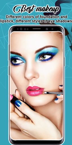 MakeUp Camera Selfie Beauty 0.2 Screenshots 15