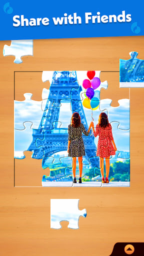 Jigsaw Puzzle: Create Pictures with Wood Pieces  screenshots 7