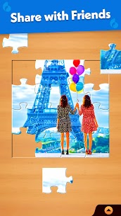 Jigsaw Puzzle: Create Pictures with Wood Pieces 6