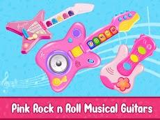 Pink Princess Musical Band - Music Games for Girlsのおすすめ画像5