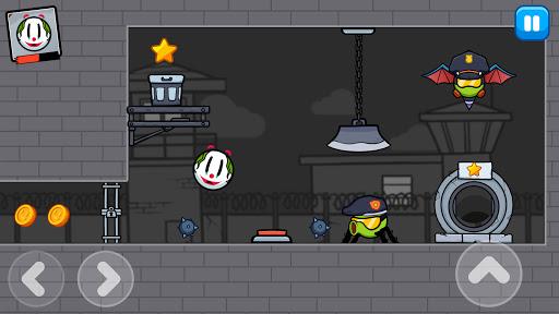 Ball Prison Escape: Break the Prison Adventure  screenshots 1