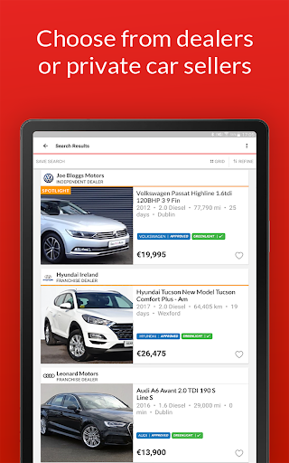 DoneDeal - New & Used Cars For Sale 12.0.2.0 Screenshots 9