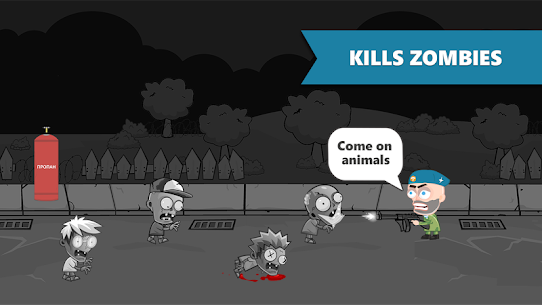 Valera VS Zombies Hack for iOS and Android 2