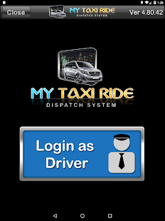 My Taxi Ride System