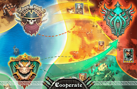 Pirate Sails: Tempest War Screenshot