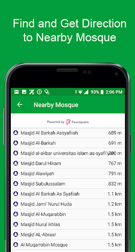 Waktu Solat -Kiblat, Azan, Doa, Al Mathurat Sugro 2.0.5 screenshots 4