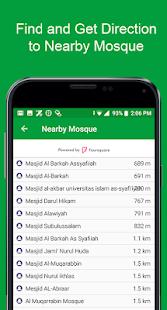 Waktu Solat -Kiblat, Azan, Doa, Al Mathurat Sugro 2.1.0 Screenshots 4