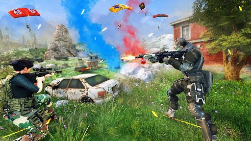 Free Fire Game 2021- FPS Shooting Game 1.9 screenshots 13