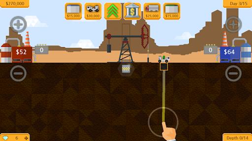 petroleum - explore, drill & sell! screenshot 1