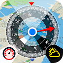 All GPS Tools Pro (map, compass, flash, weather)