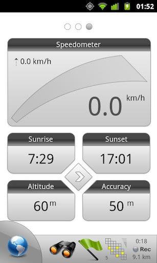 Maverick: GPS Navigation 2.8 screenshots 3