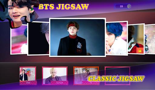 BTS Jigsaw Puzzle Games  screenshots 10
