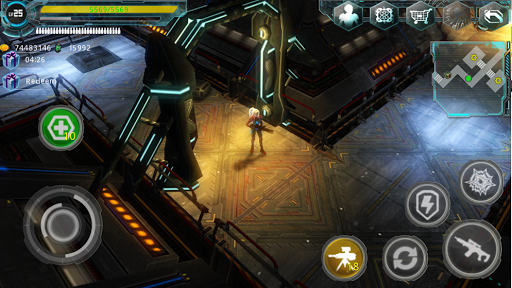 Alien Zone Plus 1.5.7 screenshots 1