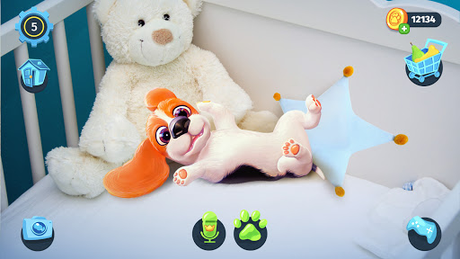 Tamadog - My talking Dog Game (AR) 1.0.1 screenshots 15