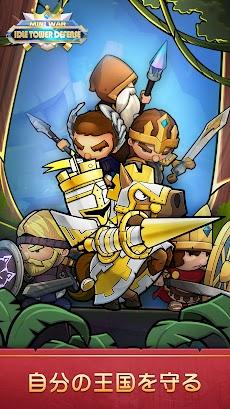 Mini War: 放置だけでもいけるTDゲームのおすすめ画像1