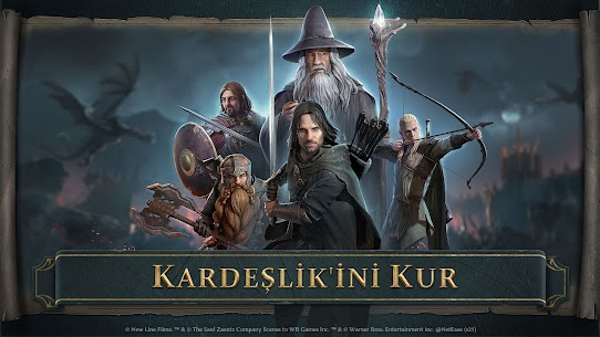 Lord of the Rings : Rise to War Apk  Lastest NEW 2021 Download 4