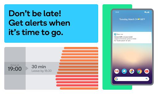Waze - GPS, Maps, Traffic Alerts & Live Navigation 4.71.0.2 screenshots 6