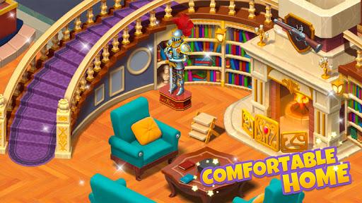 Candy Legend: Manor Design 123 screenshots 7