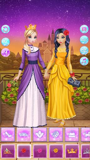 Icy Dress Up - Girls Games  screenshots 4