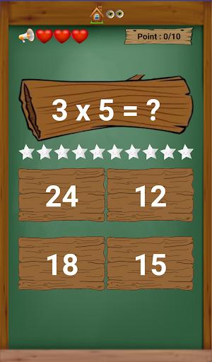 multiplication table  screenshots 6