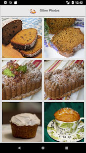 Baking recipes : cookies, cakes and breads