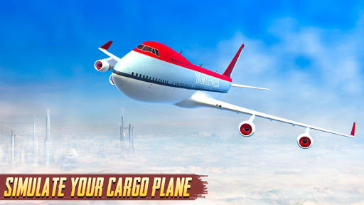 Airplane Car Transport Driver: Airplane Games 2020 screenshots 9