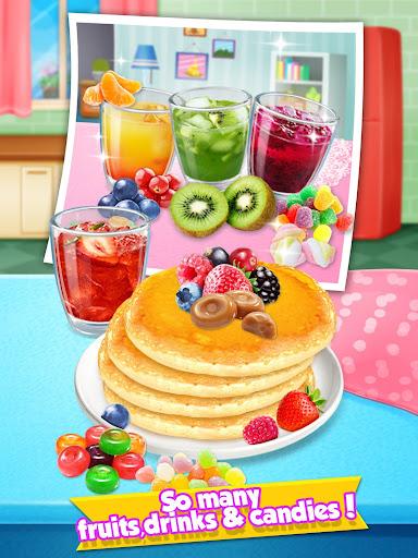 School Breakfast Pancake Food Maker screenshots 2
