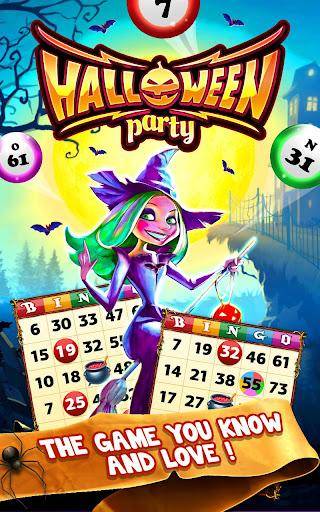 Halloween Bingo - Free Bingo Games 7.19.0 screenshots 1
