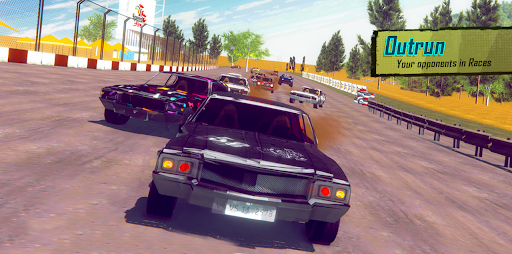 Demolition Derby 4 androidhappy screenshots 2