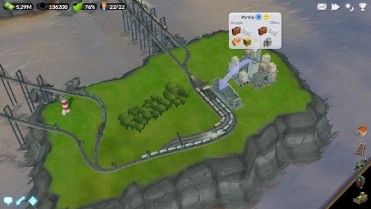 DeckEleven's Railroads 2 Mod Apk 3.0.4 (Unlimited Money) 5