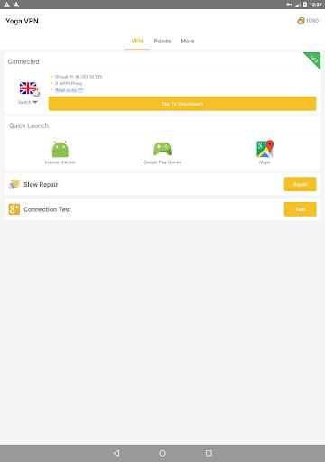 Yoga VPN - Free Unlimited & Secure Proxy & Unblock Apkfinish screenshots 10