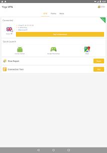 Download Yoga VPN Mod Apk 5.1.156-Unlimited Points & Secure Proxy 10