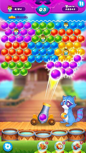 Very Hard Bubble Shooter modiapk screenshots 1