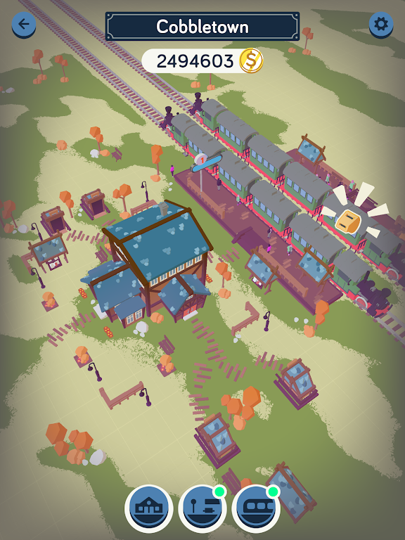Train Station Idle Tycoon  poster 14