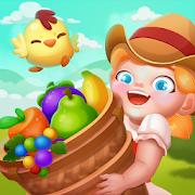 Fruit Garden: Match 3 Funny Farm