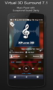 3D Surround Music Player 2.0.76 beta (Premium)