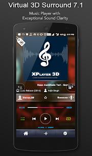 3D Surround Music Player (UNLOCKED) 1.7.01 Apk 1