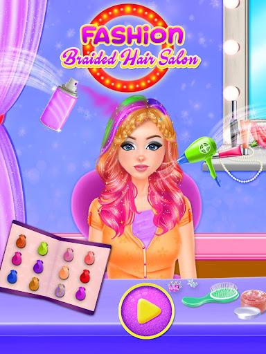 Fashion Braided Hair Salon - Hairdo Parlour 0.2 screenshots 1