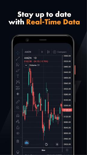 Foto do Finance Home Trade Simulator & Stock News Launcher