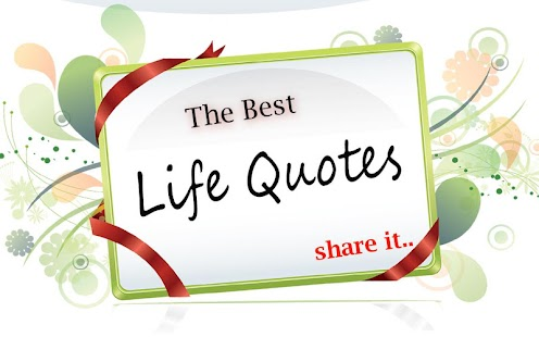 The Best Life Quotes Screenshot