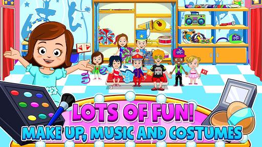 My Town : Dance School. Girls Pretend Dress Up Fun 1.28 Screenshots 3
