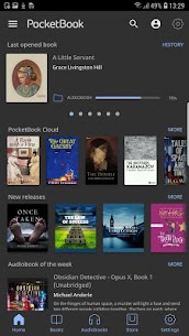 PocketBook reader free reading epub, pdf, cbr, fb2 2